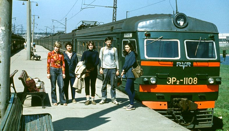 Students of USSR, or Russian students during Soviet reign 49