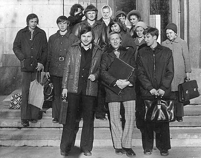 Students of USSR, or Russian students during Soviet reign 51