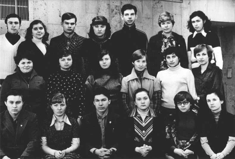 Students of USSR, or Russian students during Soviet reign 52