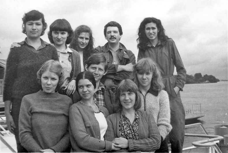 Students of USSR, or Russian students during Soviet reign 53