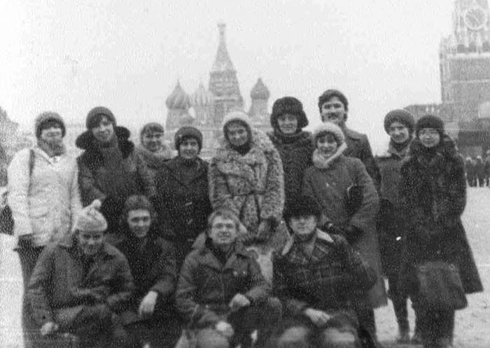Students of USSR, or Russian students during Soviet reign 62