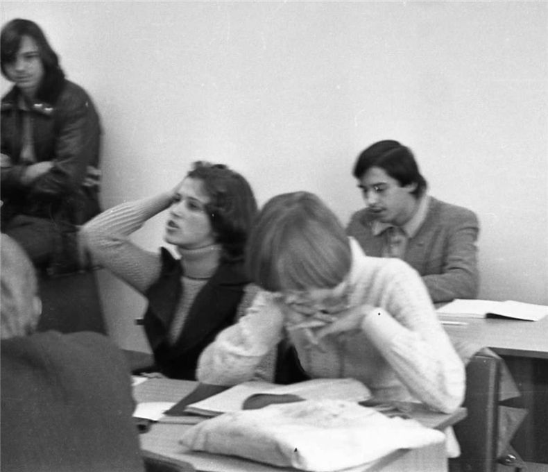 Students of USSR, or Russian students during Soviet reign 64