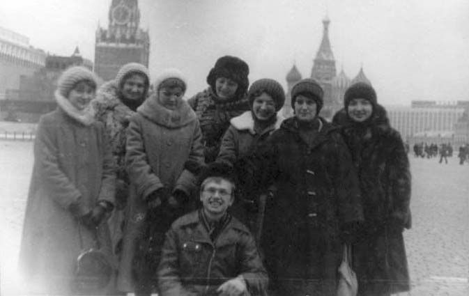 Students of USSR, or Russian students during Soviet reign 67