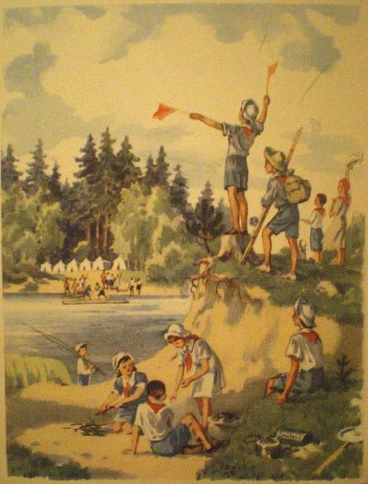 Soviet Summer Camps 18