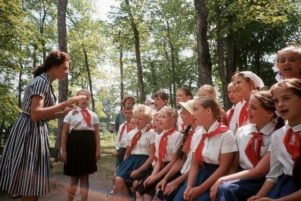 Soviet Summer Camps 35