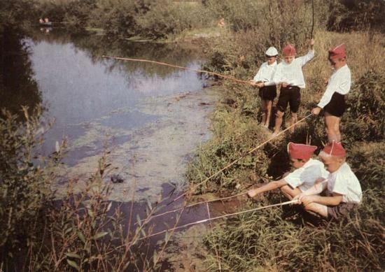 Soviet Summer Camps 36