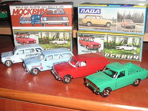 Toys from Russia 14