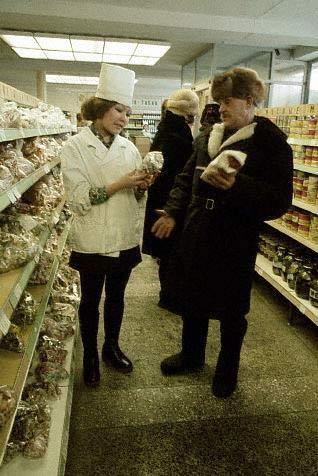 Shops in Russia 15
