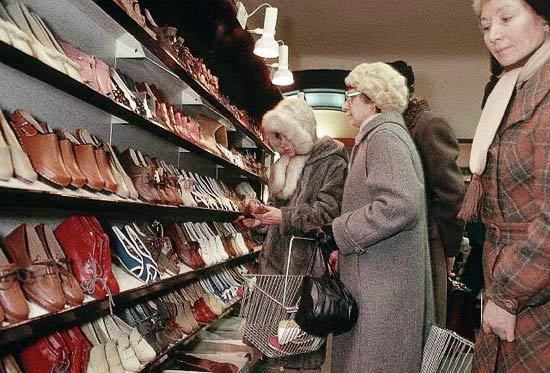 Shops in Russia 30