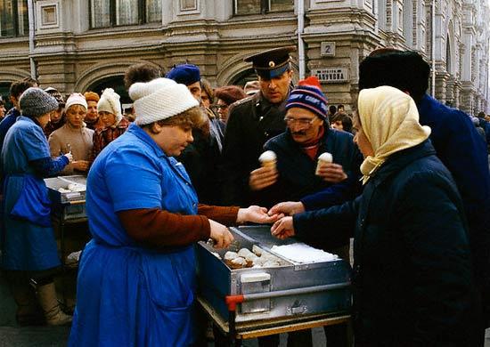 Shops in Russia 4