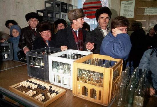 Shops in Russia 54