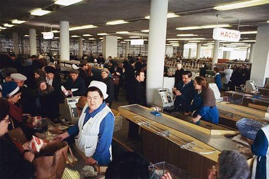 Shops in Russia 9
