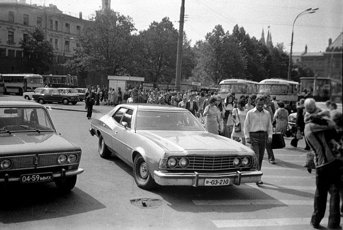 Soviet Means of Transportation 10
