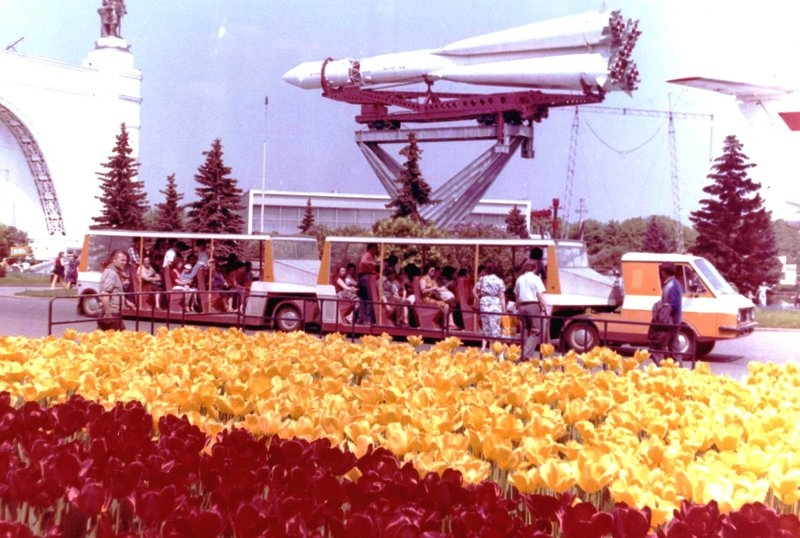 Soviet Means of Transportation 61