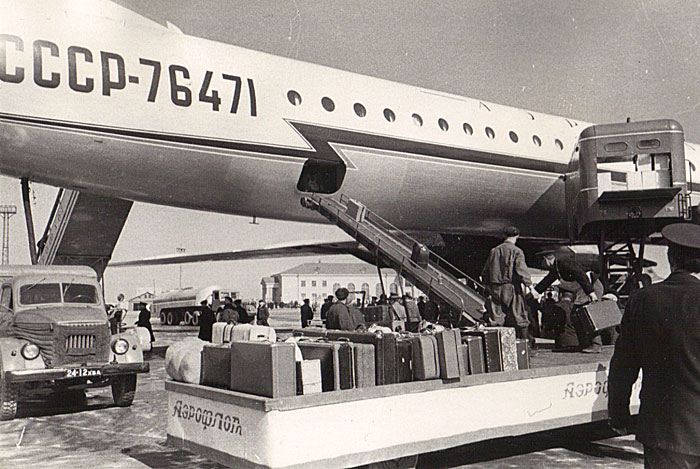 Soviet Means of Transportation 7