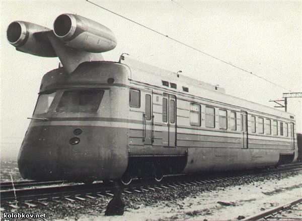more information about soviet turbo jet train 1