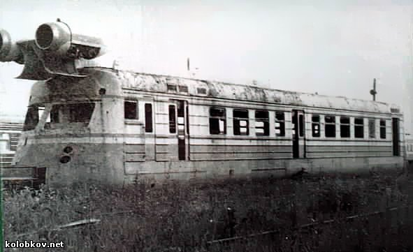 more information about soviet turbo jet train 10