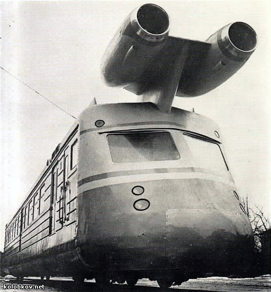 more information about soviet turbo jet train 5