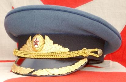 soviet uniform caps collection 10