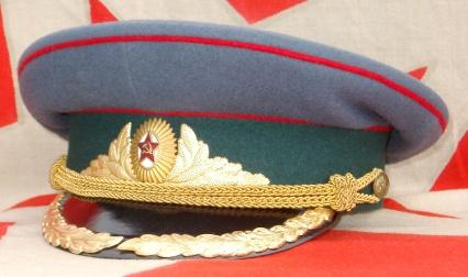 soviet uniform caps collection 11