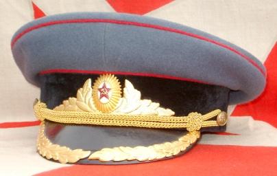 soviet uniform caps collection 12