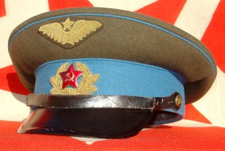 soviet uniform caps collection 13