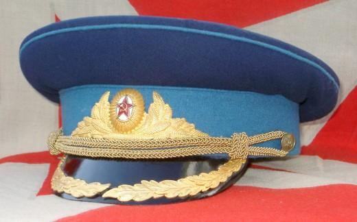 soviet uniform caps collection 14