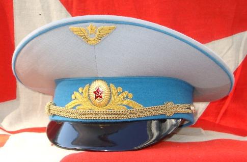 soviet uniform caps collection 15