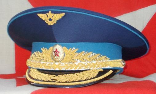 soviet uniform caps collection 16