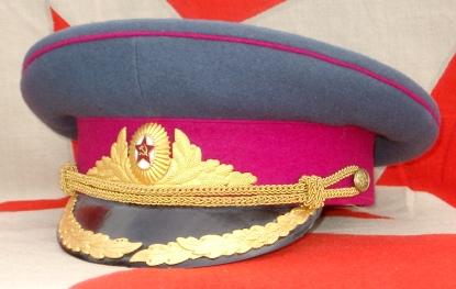 soviet uniform caps collection 17