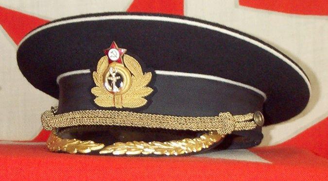 soviet uniform caps collection 18