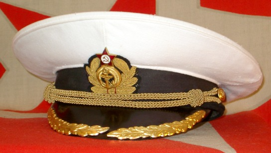 soviet uniform caps collection 19