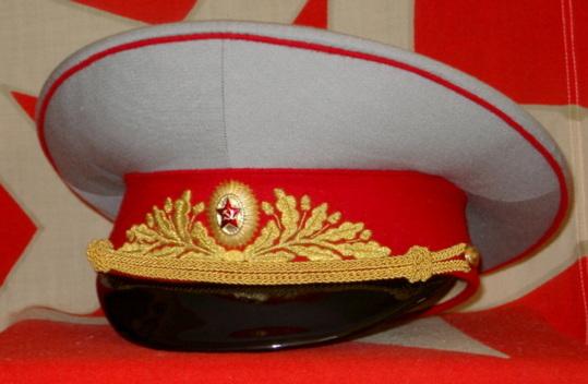 soviet uniform caps collection 2