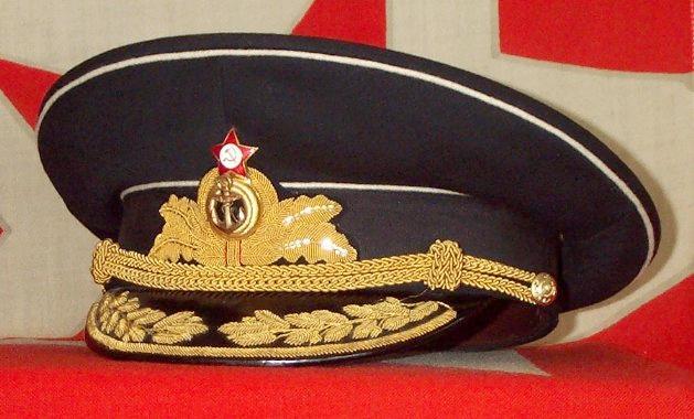 soviet uniform caps collection 20