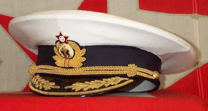 soviet uniform caps collection 21