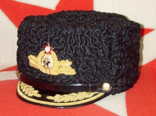 soviet uniform caps collection 22