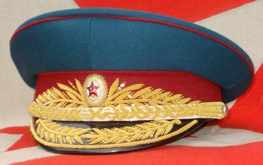soviet uniform caps collection 23