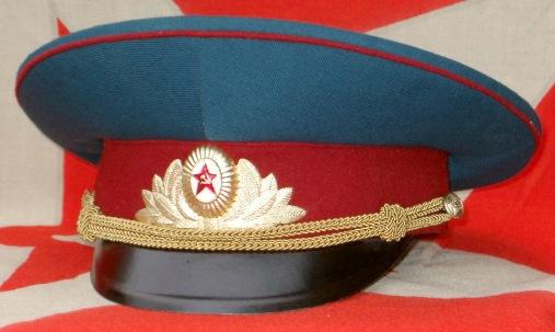 soviet uniform caps collection 24