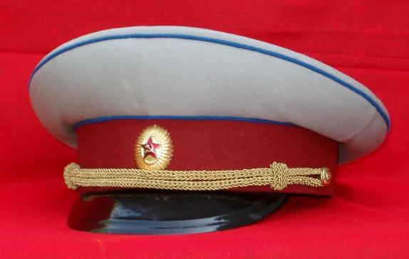soviet uniform caps collection 25