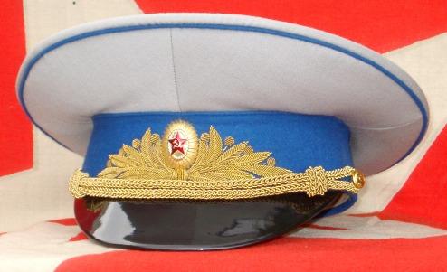 soviet uniform caps collection 26