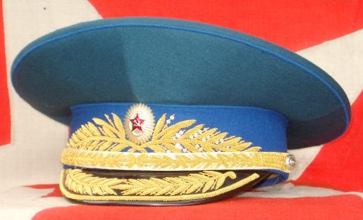 soviet uniform caps collection 27