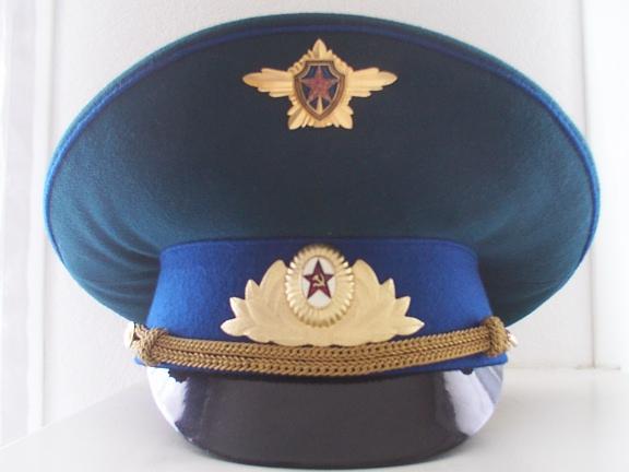 soviet uniform caps collection 29
