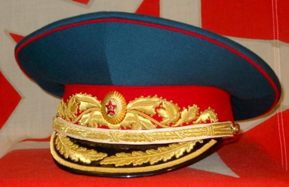 soviet uniform caps collection 3
