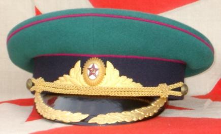 soviet uniform caps collection 30
