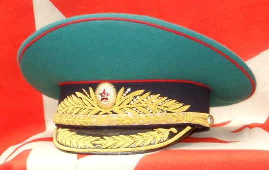 soviet uniform caps collection 31