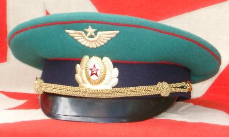 soviet uniform caps collection 32