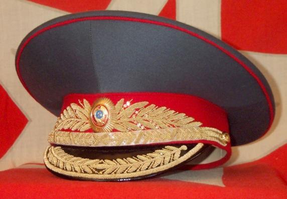 soviet uniform caps collection 35