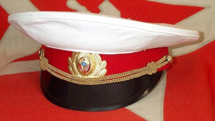 soviet uniform caps collection 36