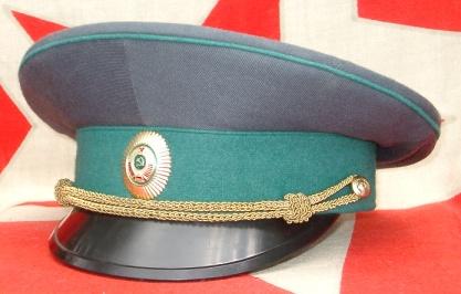 soviet uniform caps collection 38
