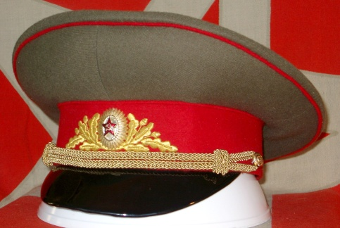 soviet uniform caps collection 4